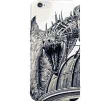 Hungarian Horntail Dragon iPhone Case/Skin
