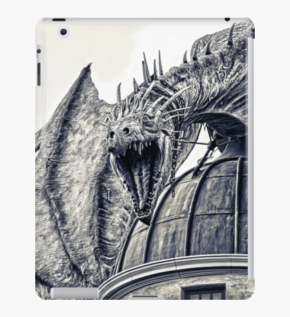 Hungarian Horntail Dragon iPad Case/Skin