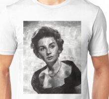 Jean Simmons by Mary Bassett Unisex T-Shirt