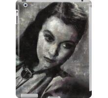 Vivien Leigh by Mary Bassett iPad Case/Skin