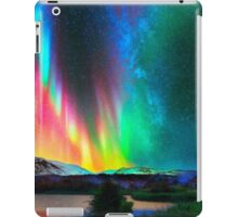 rainbow Aurora Borealis art2 iPad Case/Skin