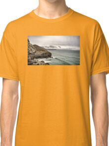 I sat by the ocean Classic T-Shirt