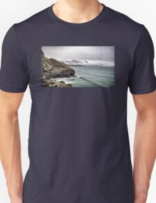 I sat by the ocean Unisex T-Shirt