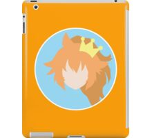 Crown Reporter iPad Case/Skin