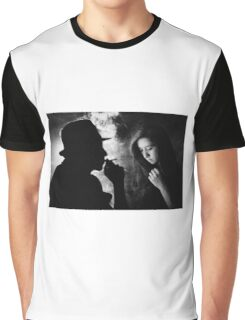 smoking Graphic T-Shirt
