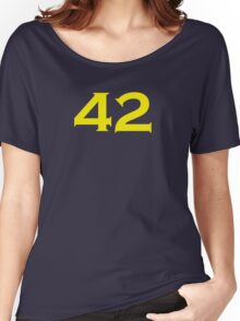 42 - Commando Women's Relaxed Fit T-Shirt
