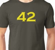 42 - Commando Unisex T-Shirt