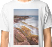 Arran rock shelves Classic T-Shirt