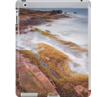 Arran rock shelves iPad Case/Skin