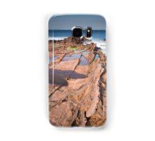 Arran spines Samsung Galaxy Case/Skin