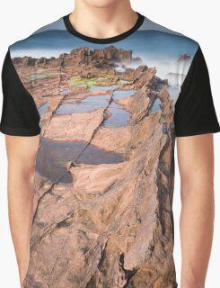 Arran spines Graphic T-Shirt