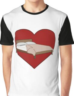 Bed Love Graphic T-Shirt