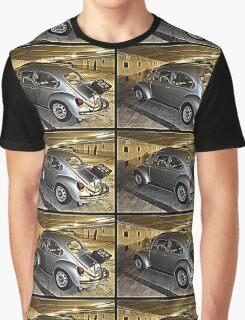 HDR VW Bug (O2115hvwb) Graphic T-Shirt