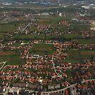 The bird's eye view to Sarajevo by rasim1