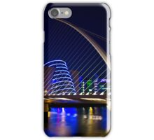 Dublin, Samuel Beckett Bridge iPhone Case/Skin