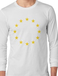 Europhile - Tee Print Long Sleeve T-Shirt