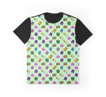 The Breakfast Selection - Fortuitous Charms Graphic T-Shirt