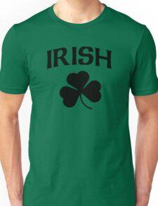 Cute Irish Shamrock St Patrick's Day Unisex T-Shirt