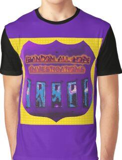 Abandon All Hope Graphic T-Shirt