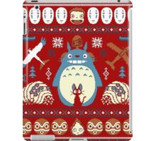 Totoro Sweater iPad Case/Skin