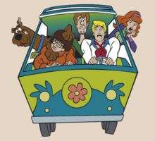 scooby doo by michaelgou