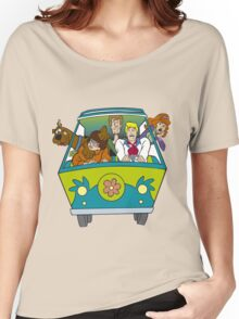 scooby doo Women's Relaxed Fit T-Shirt