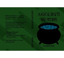 Magical Drafts and Potions Photographic Print