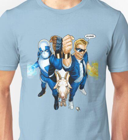 Quantum And Woody Unisex T-Shirt