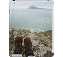Enjoying the view iPad Case/Skin