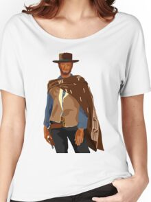 Blondie from The Good The Bad And The Ugly Women's Relaxed Fit T-Shirt