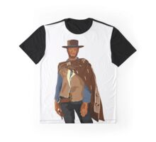 Blondie from The Good The Bad And The Ugly Graphic T-Shirt