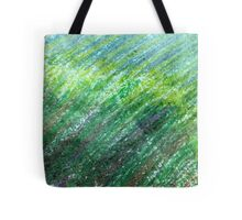 Earth Tones in Oil Pastel Tote Bag