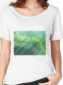 Earth Tones in Oil Pastel Women's Relaxed Fit T-Shirt
