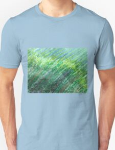 Earth Tones in Oil Pastel T-Shirt