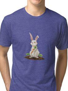 Little rabbit Tri-blend T-Shirt