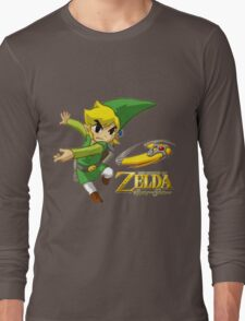 zelda Long Sleeve T-Shirt