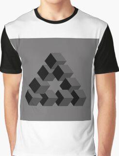 Illusion 01 Graphic T-Shirt
