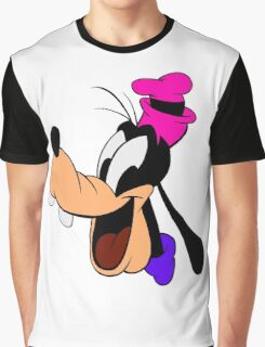 Smile Goof Graphic T-Shirt