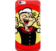 Strong Popeye iPhone Case/Skin
