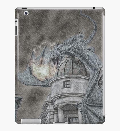 Hungarian Horntail iPad Case/Skin