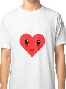 Cute Valentine's Day Heart  Classic T-Shirt