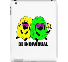 be individual iPad Case/Skin