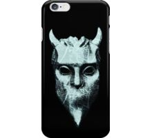 NAMELESS GHOUL - marble oil paint iPhone Case/Skin