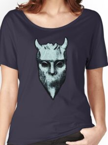NAMELESS GHOUL - marble oil paint Women's Relaxed Fit T-Shirt