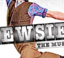 Newsies Logo Sticker