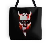 NAMELESS GHOUL - hot lava oil paint Tote Bag