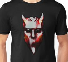 NAMELESS GHOUL - hot lava oil paint Unisex T-Shirt