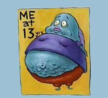 Sponge Bob me at 13 Unisex T-Shirt