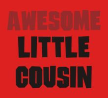 Awesome Little Cousin Kids Clothes
