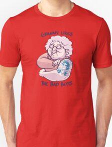 Granny Likes the Bad Boys T-Shirt